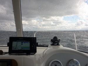 Deltävling 3 i vår fiskecup började med hård nordlig vind och tuffa förhållanden.