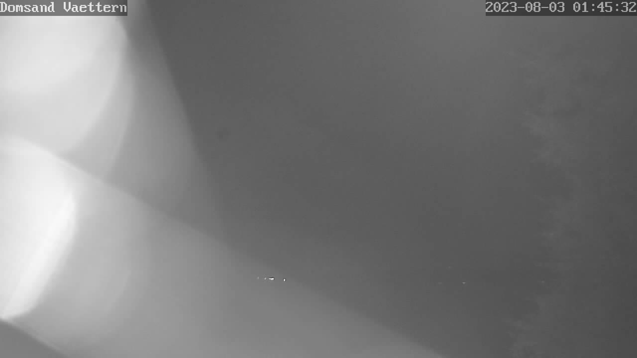 Domsands Båtsällskap -  livebild över vättern